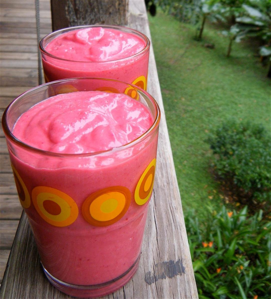 pinksmoothie