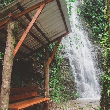 waterfall_bench